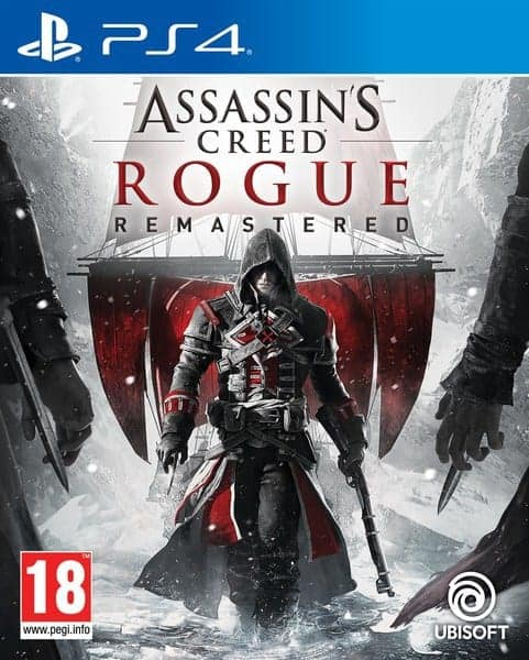 Assassin S Creed Rogue The Games Store